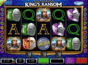 'Wild Knight Kings Ransom' by 'Barcrest'. Click the image to enlarge.