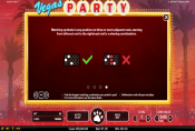 'Vegas Party' by 'Net Entertainment'. Click the image to enlarge.