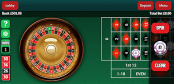 'Roulette HD - European' by 'Probability Plc'. Click the image to enlarge.