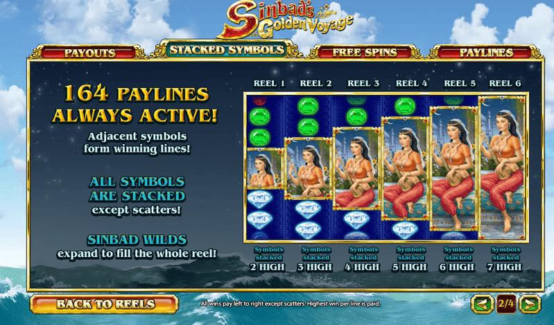 Play Sinbad's Golden Voyage Pokie at Casino.com Australia