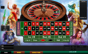 'Age of the Gods Roulette' by 'Playtech'. Click the image to enlarge.