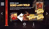 'Wild Toro' by 'ELK'. Click the image to enlarge.