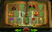 'Jungle Jackpots Mowgli's Wild Adventure' by 'Blueprint Gaming'. Click the image to enlarge.