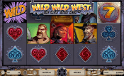 'Wild Wild West: The Great Train Heist' by 'Net Entertainment'. Click the image to enlarge.