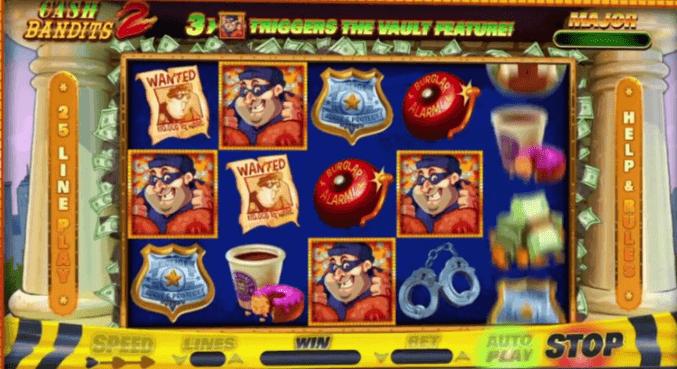 Cash Bandits 2 Slot Rules Wins And Links To Casino Keytocasino
