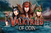 'Valkyries of Odin' by 'Stake Logic'. Click the image to enlarge.