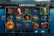 'Jurassic World' by 'Microgaming'. Click the image to enlarge.