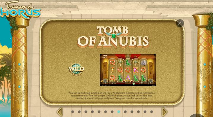 Spiele Treasure Of Horus - Video Slots Online