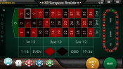 '3D European Roulette' by 'Iron Dog Studio'. Click the image to enlarge.