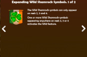 'Wild Shamrock' by 'Mobilots'. Click the image to enlarge.
