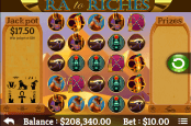 'Ra to Riches' by 'Mobilots'. Click the image to enlarge.