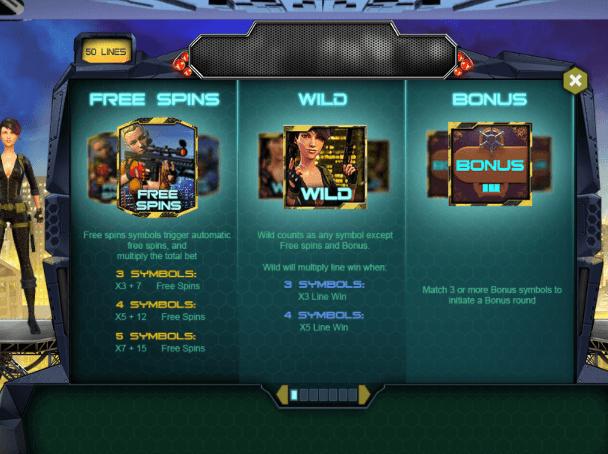 Code name jackpot slot machine online spinomenal online