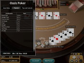 'Oasis Poker' by 'Nucleus Gaming'. Click the image to enlarge.