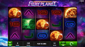 'Fiery Planet' by 'Platipus Gaming'. Click the image to enlarge.
