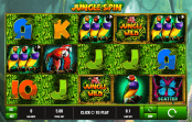 'Jungle Spin' by 'Platipus Gaming'. Click the image to enlarge.