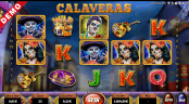 'Calaveras' by 'Capecod Gaming'. Click the image to enlarge.