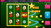 'Xmas Cash' by 'Eyecon'. Click the image to enlarge.