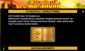 'Book of Morhuhn' by 'Gamomat'. Click the image to enlarge.