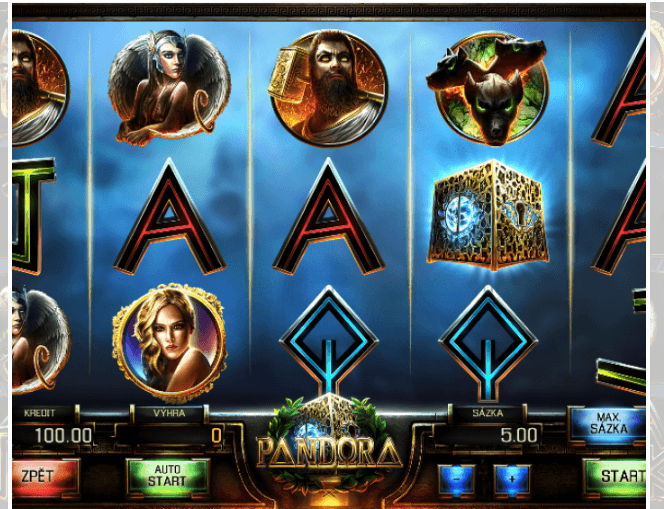 Pandora Slot By Apollo Games: Review With Links To Play