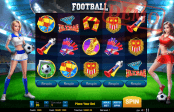 'Football' by 'Evoplay Entertainment'. Click the image to enlarge.