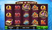 'Legend Of Atlantis' by 'Platipus Gaming'. Click the image to enlarge.