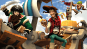 'Sky Pirates' by 'Bla Bla Bla Studios'. Click the image to enlarge.