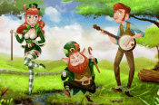 'Lucky Banjo' by 'Bla Bla Bla Studios'. Click the image to enlarge.