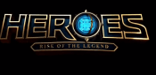 'Heroes Rise Of The Legend' by 'Spadegaming'. Click the image to enlarge.