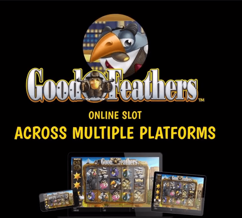 Good feathers slots by blueprint gaming malvernweather Image collections