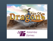 'Age Of Dragons' by 'Kalamba Games'. Click the image to enlarge.