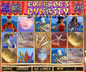 'Emporers Dynasty' by 'Wager2Go'. Click the image to enlarge.