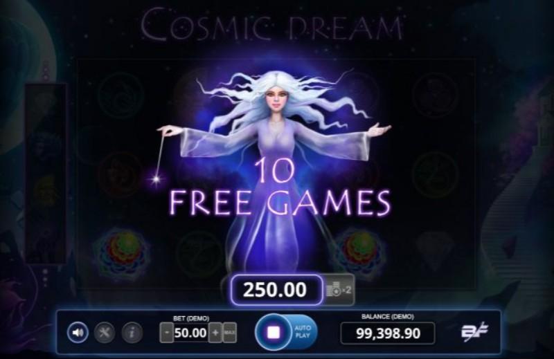 Cosmic Dream Slot Review ᐈ Full Guide To Reeled Bonuses