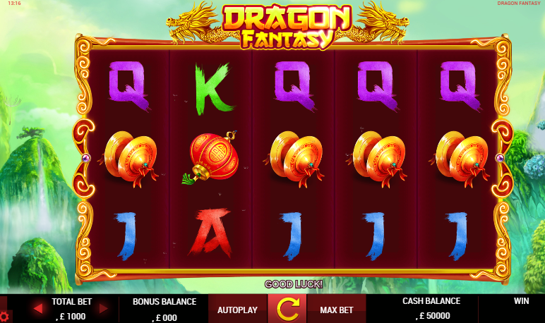 Dragon Fantasy Slot Review ᐈ Newspin And Scratch Feature