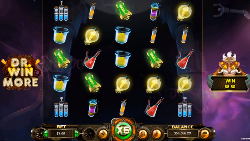 Live casino online games