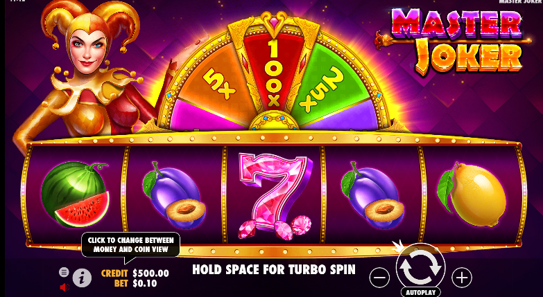 Master Joker Slot Review ᐈ High Volatility Game
