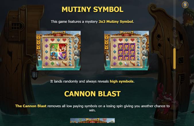 Spiele Pirates 2: Mutiny - Video Slots Online