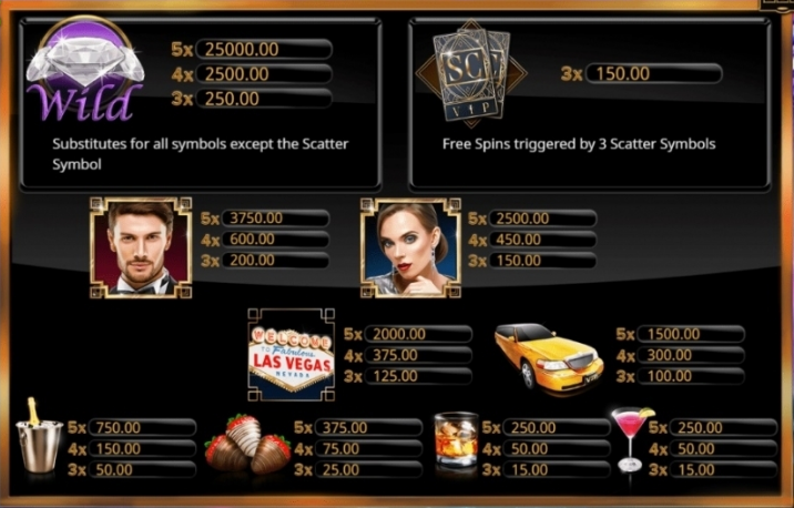 Gold Vip Club Casino Review