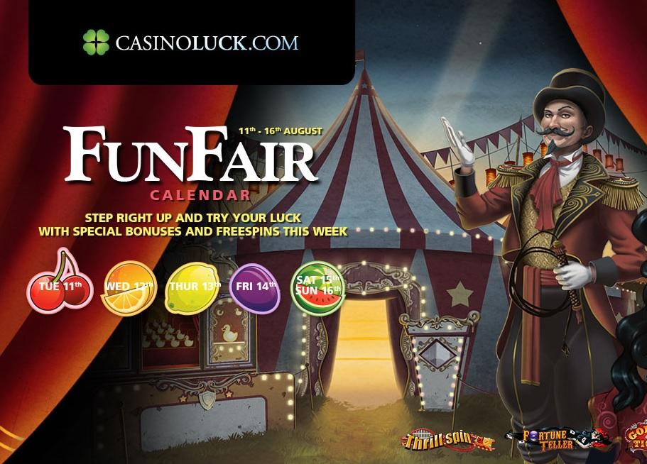 casino funfair