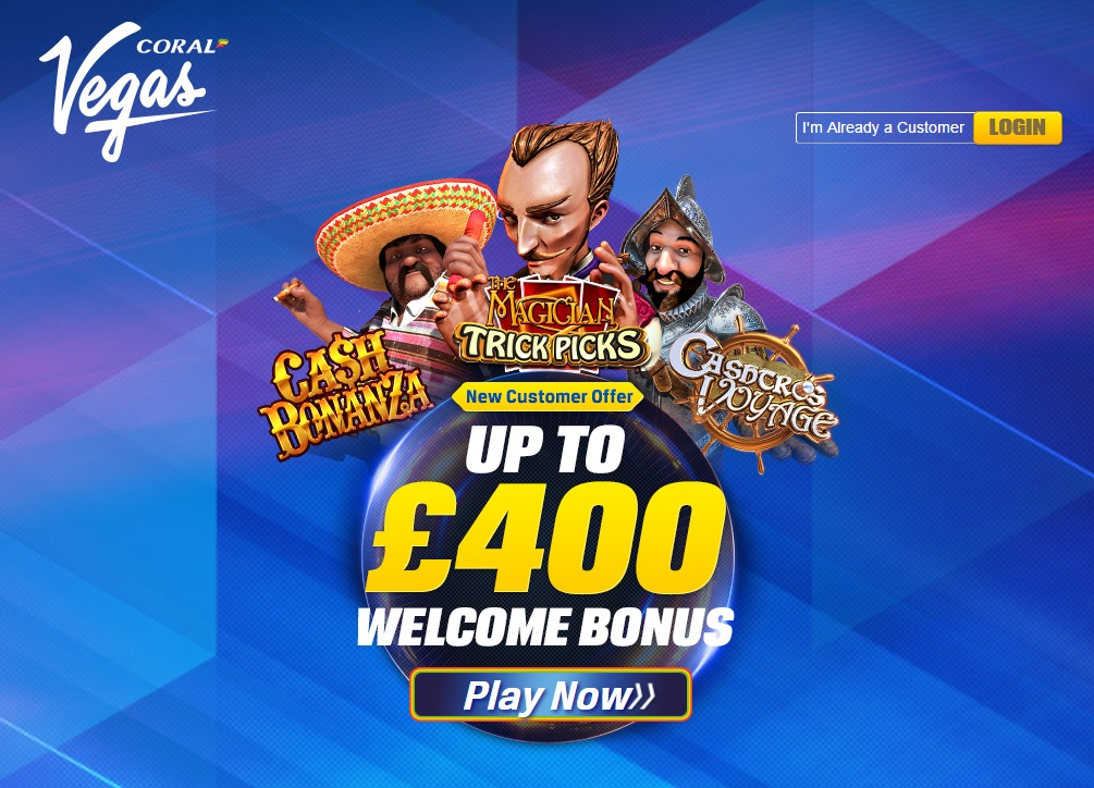 coral casino desktop site