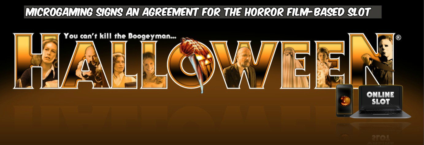 Microgaming Signs an Agreement for the Horror Film-Based Slot