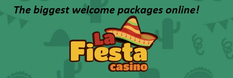 Party is Coming: Say Hello to the Brand-New La Fiesta Casino
