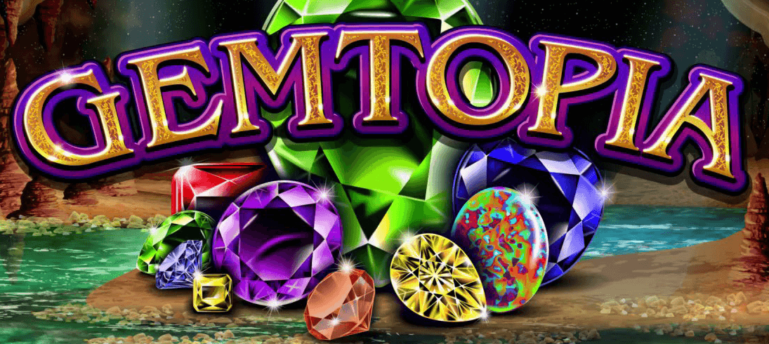 Meet New RTG's Release: Gemtopia with Jackpot Award at Golden Euro