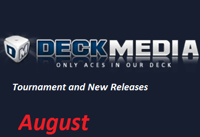 Reasons for Visiting Deckmedia Casinos This Month: Tournament and New Releases