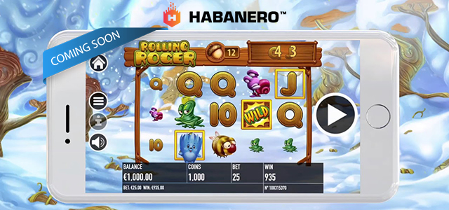 Get Ready for Cold Winter with Rolling Roger Slot from Habanero