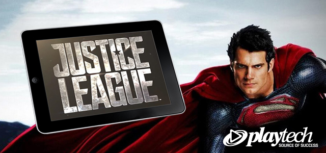 Anticipated Justice League Slot by Playtech Coming Soon