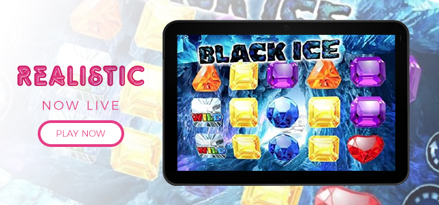 Realistic Games Launches Its First 3D Slot – Black Ice