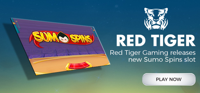 Red Tiger Gaming Presents Entertaining Asian-Themed Sumo Spins Slot