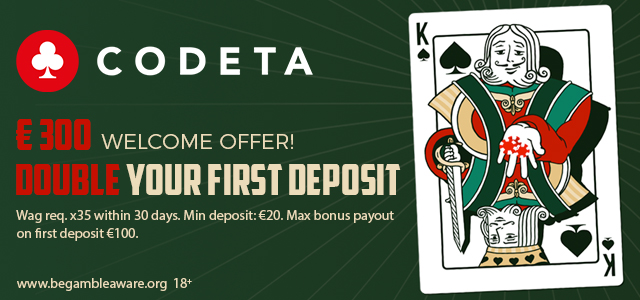Codeta Casino Introduces New Welcome Package