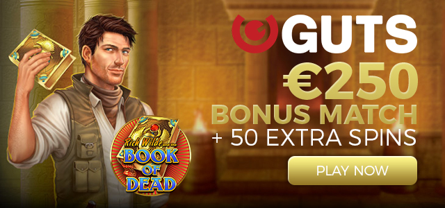Guts Casino Launches New Welcome Bonus for Finish Players