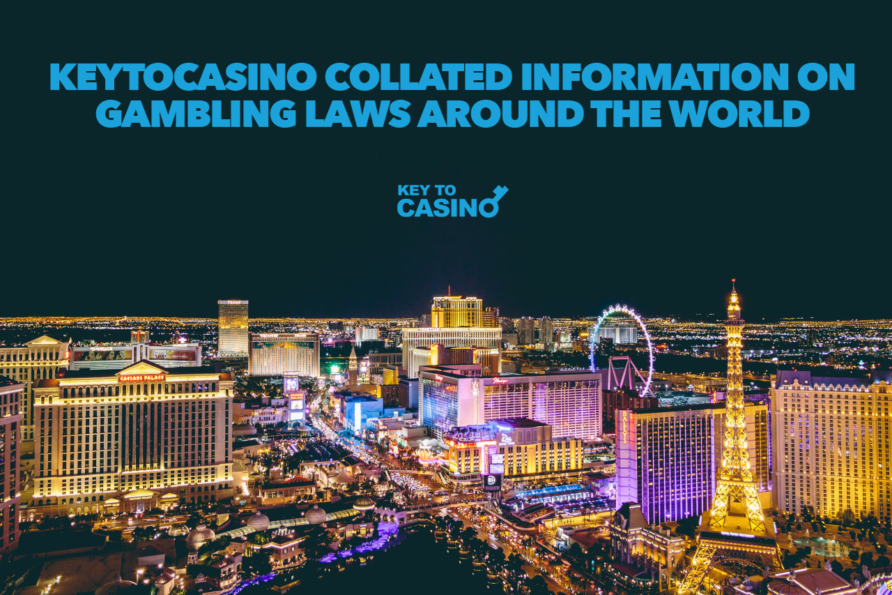 Gambling laws around the world